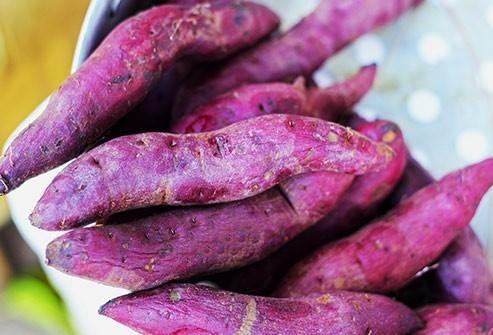 Tatlı Patates, Faydaları ve Pişirme Tavsiyeleri
